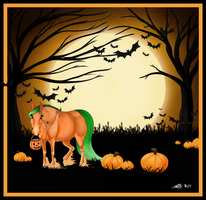 Happy Halloween 2014 by Astralseed