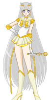 Sailor White Moon by Sailor-Morning-Star