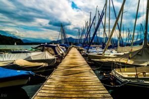 Dock of the Bay by Iri26
