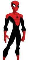 Dynamic Suit for The Spectacular Spider-Man by stick-man-11