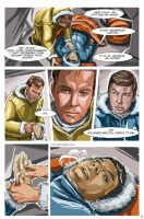 To warm the Vulcan (Blue)/ Pg.2 ENG by IrvinIS