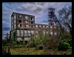 Abandoned Iron Ore Mine by ArtClem
