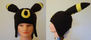 Umbreon Hat by Penny-Penny