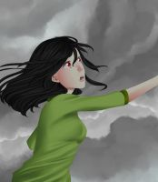 Stormy sky [Contest entry] by smaruchan