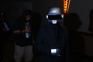ColossalCon 2014 - Thomas Bangalter by VideoGameStupid