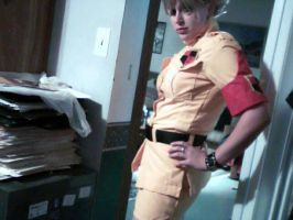 Seras FINISHED by MephD