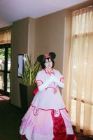 A2F Spring 2015 Queen Minnie Mouse by KittyChanBB