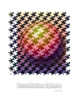 Tessellation and Sphere by eccoarts
