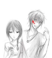 My Big Brother is an Overprotective Sadist by ElenaMegan
