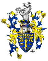 Roth Family Coat of Arms by Aib-Alex