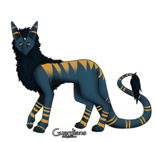 TheWatcherAyame : Mana by GuardianAdoptables