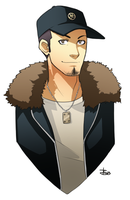 Junpei by rabbitsontherun