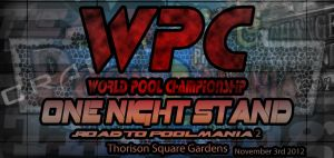 WPC one night stand logo by ads2142