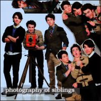photography of siblings by Ofmyforyou