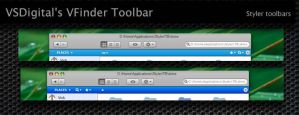 VFinder Pack - Styler Toolbar by vsdigital