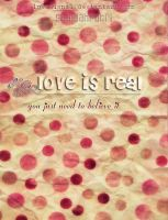 Love is Real by lovesignal