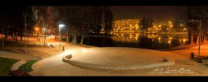A.I. Cuza Park - Pano RAW no.1 by vxside