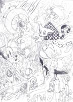 Visual trip report sketch by Patchoulli