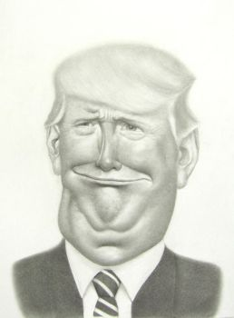 Trumpface by PeteHamilton