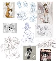 Sketch dump3 by cindre