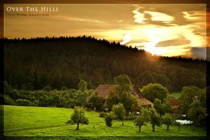 Over The Hills by yiria