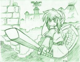 Link sketch by rongs1234