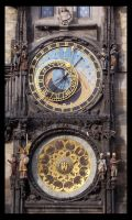 Astronomical Clock by Outcast-