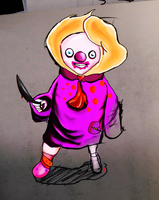 Concept Art: Baby Doll by horyokun