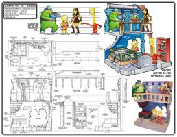Simpsons Treehouse of Horror 4 by toymaker-cl