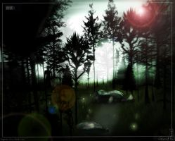 SLENDER the arrival by Hagyr