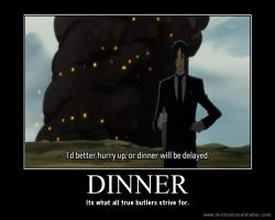 Black Butler motivational 5 by ChibiOtakuSama