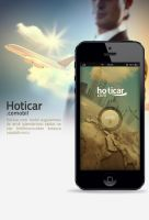 Travel Mobil Design by omeruysal