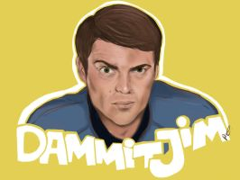 Dammit Jim...I'm a Doctor by grotesque-inc