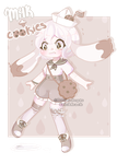 Set Price :: Milk and Cookies [ OPEN ] by Devi-Adopts