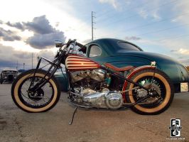 Classic Bobber by Swanee3