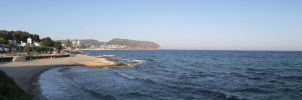 Moraira Spain by Oddball210