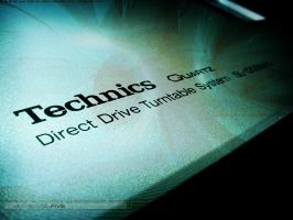 technics logo by hide616