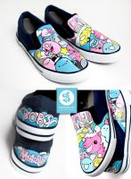Manhattan Shoes by Bobsmade