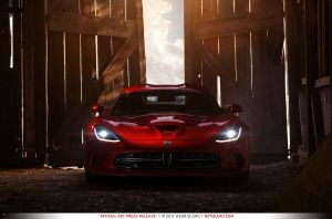 2013 SRT Viper GTS 03 - Press Kit by notbland