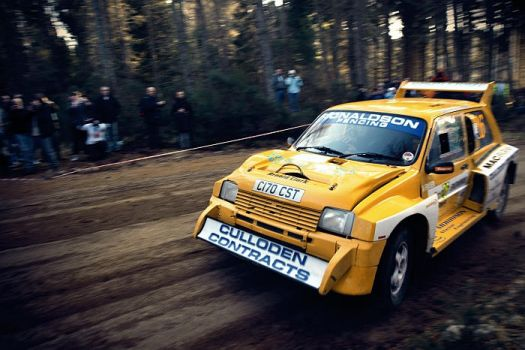 METRO 6R4 by martybell