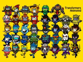 TFA:Transformers by KaBa0501
