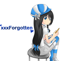 Art Trade - xxxForgotten by MayokoChan