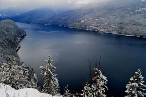 slocan lake by BCMountainClimber
