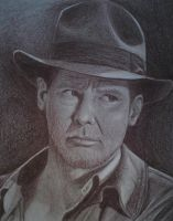 Indiana Jones by Meecho