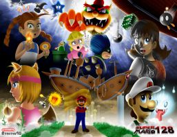 Super Mario 128-Final by Stretch90