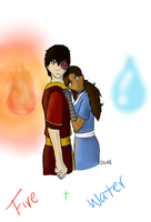 Zutara - Forbidden Romance by DragonLover4Ever