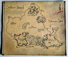 Sethos Island :Collaborative COM: by Zeknox