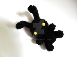 Heartless Amigurumi 1 by AnyaZoe
