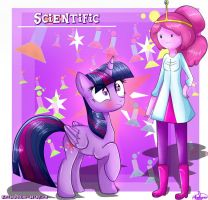 -Scientific- by lSweetPillow