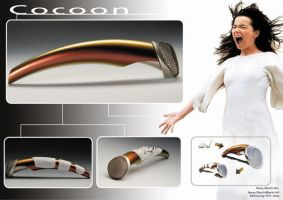 Cocoon, a Bjoerk Microphone by 1Le0na1